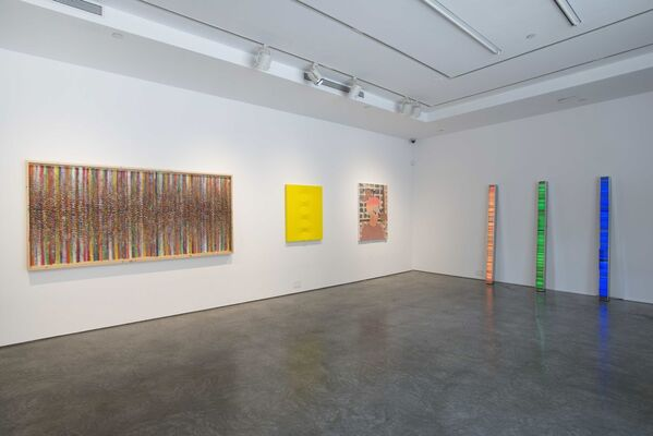 Colored Light - Summer Select, installation view