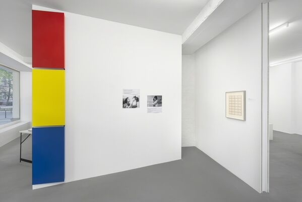 1968 – The times they are a-changin', installation view