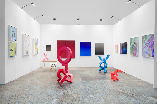 Galerie pompom at Sydney Contemporary 2019, installation view