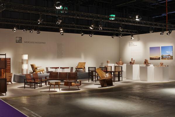 Mercado Moderno at Design Miami/ Basel 2018, installation view