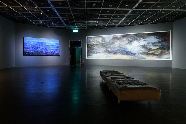 Transit‧Transformation─Leigh Wen Solo Exhibition, installation view