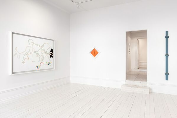 Shaping the Canvas, installation view