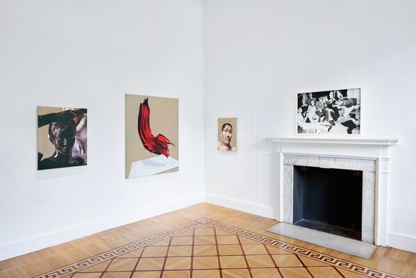 Healing With Wounds, installation view