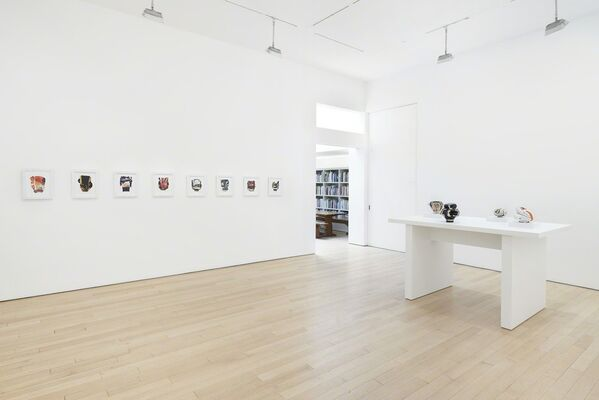 Kathy Butterly: Thought Presence, installation view