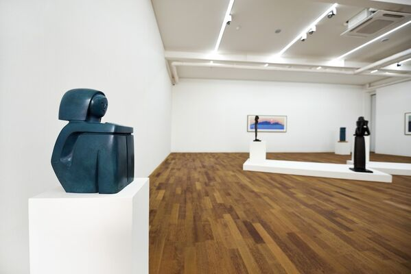 Choi Jong Tae《The Longing of Eternity》, installation view