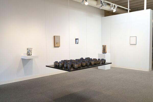 Gina Wilson: Cabinet of Curiosities, installation view