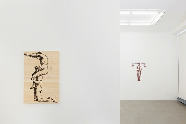 Jani Ruscica: T for Terracotta, installation view