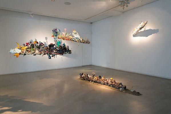 Sailing in the Dark Cave: The Naturalis Historia of Sino Art, installation view