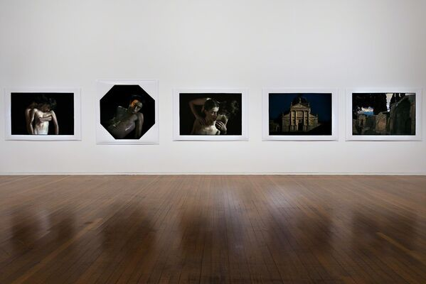 Bill Henson, installation view