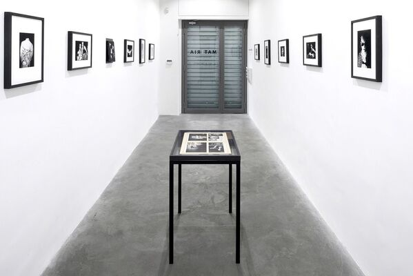 YOUTH CODES | Karen Knorr & Olivier Richon 'PUNKS' | Andreas Weinand 'COLOSSAL YOUTH', installation view