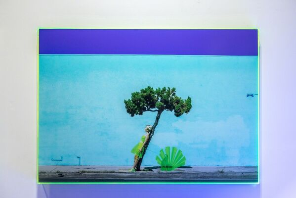 """REINE PARADIS """"MIDNIGHT"""" Solo Exhibition, installation view"""