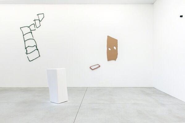 Johan De Wit, installation view