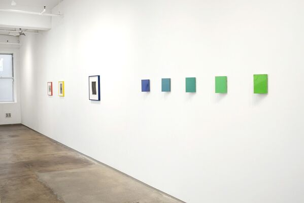 NOwhere Without No, installation view