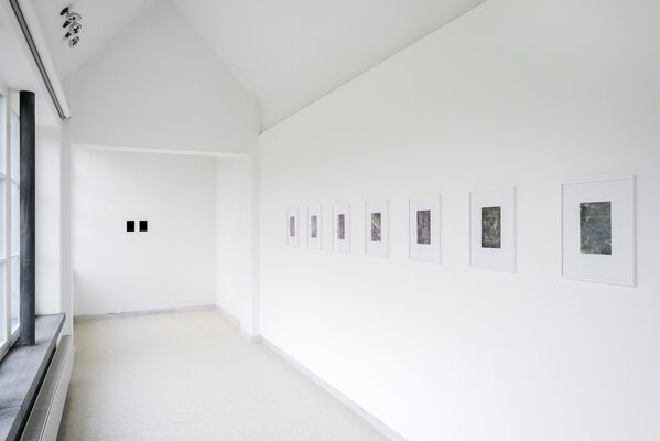 Mystery repeats, installation view