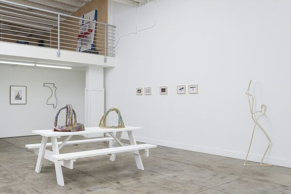 Occupy Space Differently, installation view