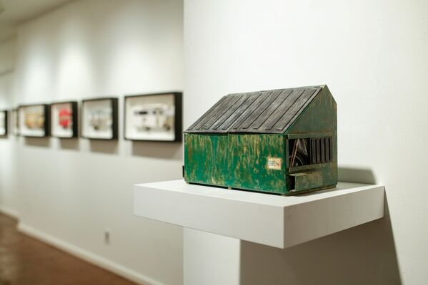 Home Is Where Your Park It: works by Drew Leshko, installation view