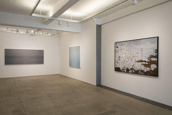 Ori Gersht: sleepless nights, installation view
