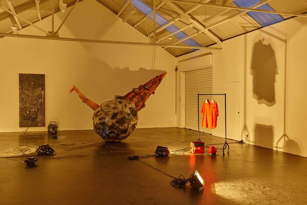 dead among the dead!, installation view