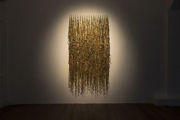 Imposibilidad Temporal Pasada - Andres Bedoya, installation view
