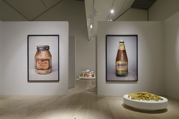 The Natural Order of Things, installation view