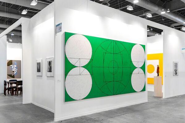 Mai 36 Galerie at ZⓈONAMACO 2019, installation view