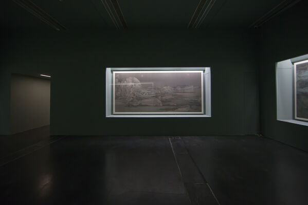 Hao Liang: Eight Views of Xiaoxiang, installation view
