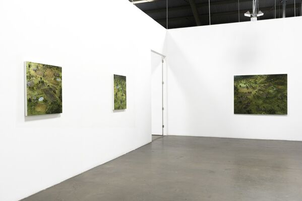 "Amy Bennett: ""Small Changes Every Day"", installation view"