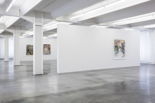 Hedwig Eberle, installation view