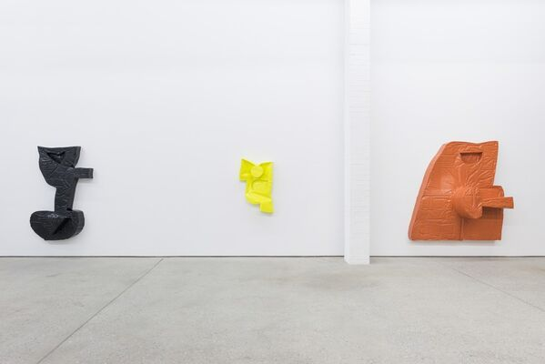 creepers, installation view