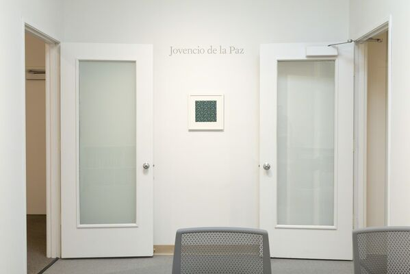 Jovencio de la Paz - Secret Tongues, installation view