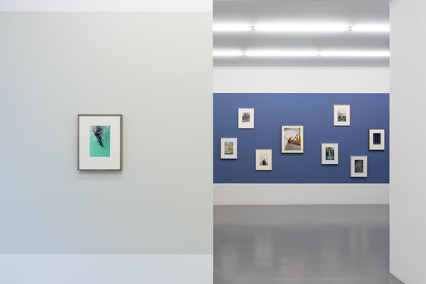 Jitka Hanzlová, installation view