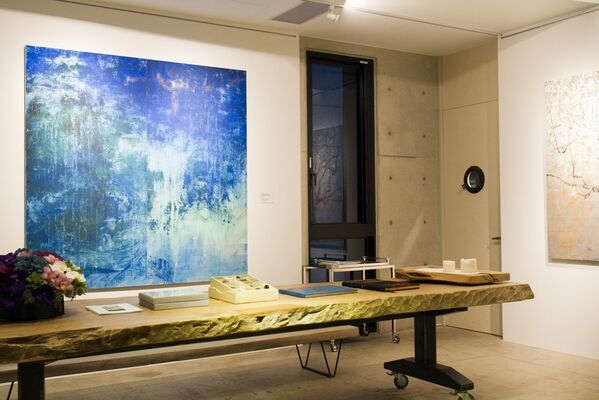 Makoto Fujimura - Master Works Private Viewing Exhibition I《藤村真 經典之作私賞展 I 》, installation view