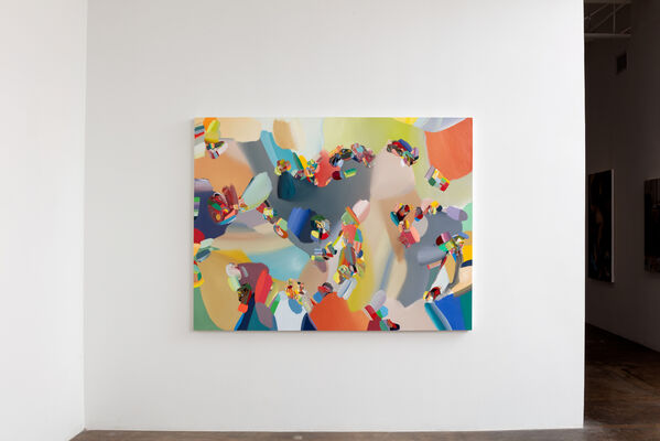 Trey Egan: Sense Impression, installation view