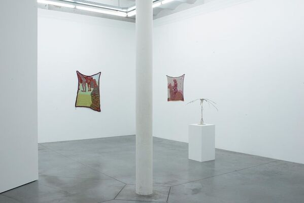 Rocking Rookies, installation view