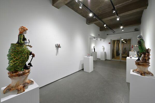 UnBreakable - Ceramics Redefined, installation view
