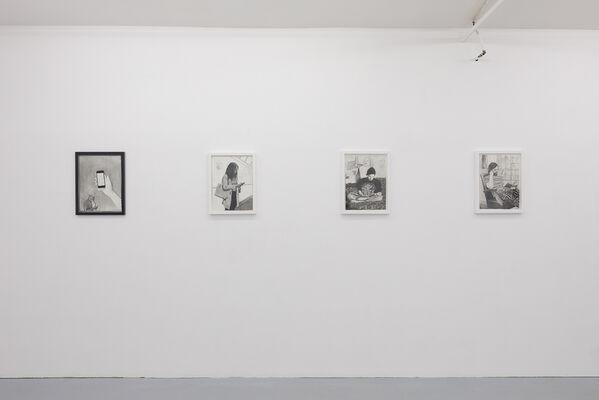 Sans Sans Soleil, installation view