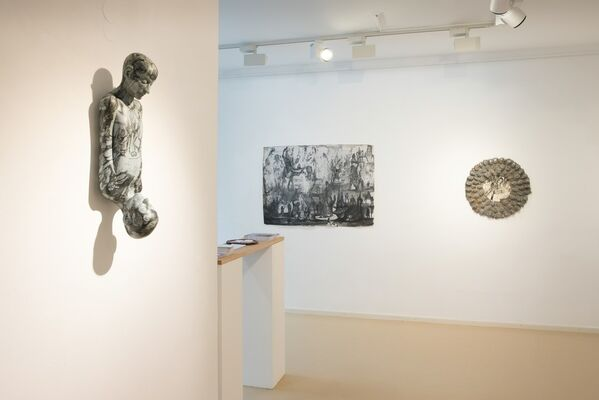 Visions of Heaven, installation view