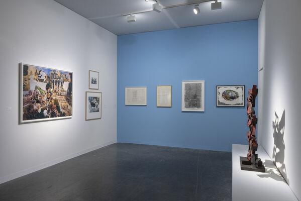 David Nolan Gallery at Art Basel in Miami Beach 2019, installation view