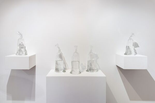 Factitious Matter, installation view