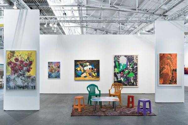 Ever Gold [Projects] at Art Market San Francisco 2019, installation view