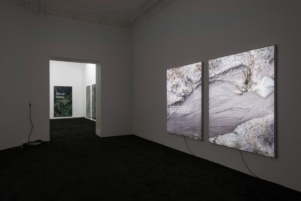Campaign for a New Protocol, Part I, installation view