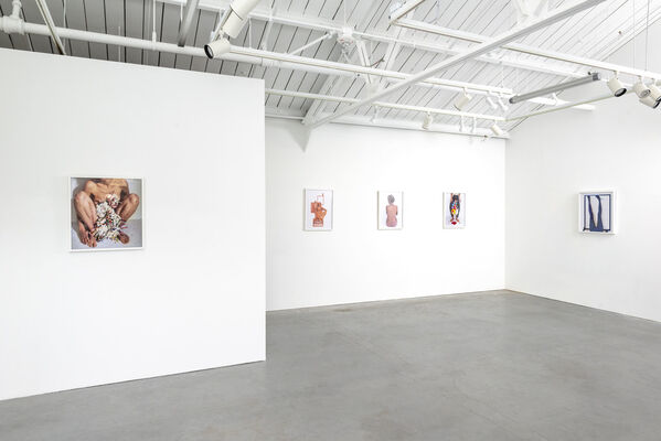 I Fucking Love You, installation view