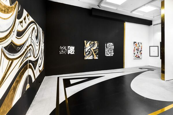 Momentum, installation view