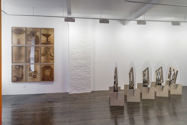 Human Ecology, installation view