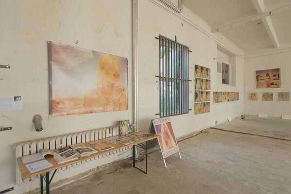 Instantdreams, installation view