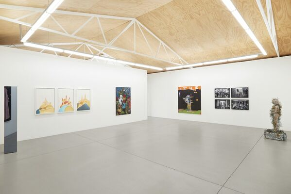 STATION Gallery, Melbourne  AU   Presented by A3, installation view