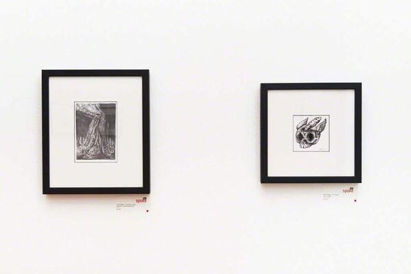 David Welker: Under the Marquee, installation view