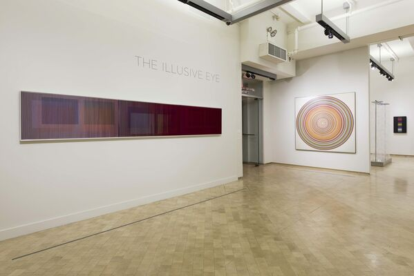 The Illusive Eye, installation view