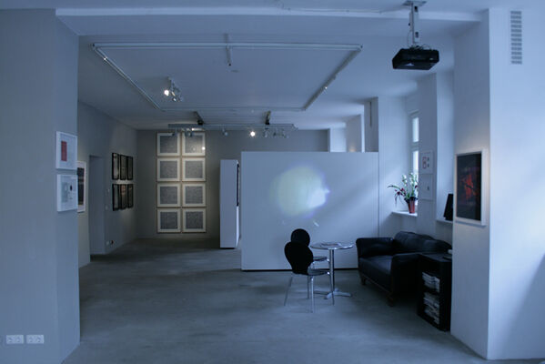 Concrete and generative photography / Part 2, installation view