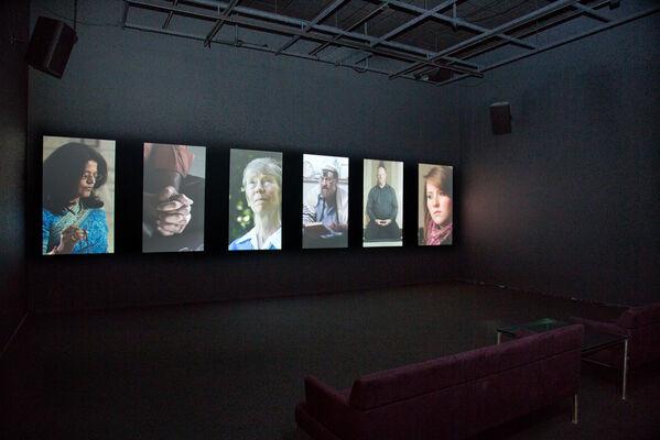Daphne Wright: Prayer Project, installation view